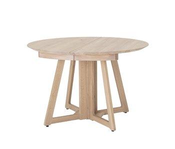 Bloomingville Owen matbord ek - naturligt