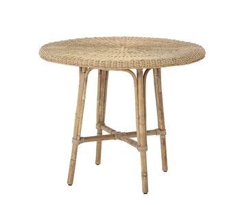 Bloomingville Julietta dining table rattan - natural