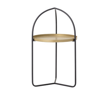 Bloomingville Ins side table - brass