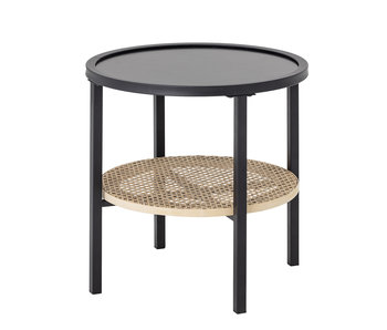 Bloomingville Table d'appoint Renata - noir