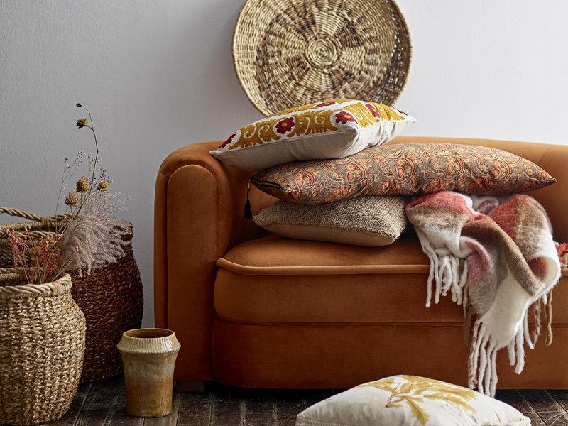 Bloomingville Malala sofa - brown
