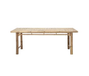Bloomingville Sohle Tisch natürlich - Bambus