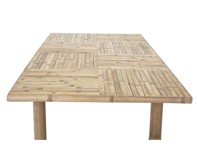 Bloomingville Sula bord naturligt - bambu
