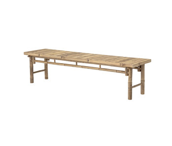 Bloomingville Sole bench natural - bamboo