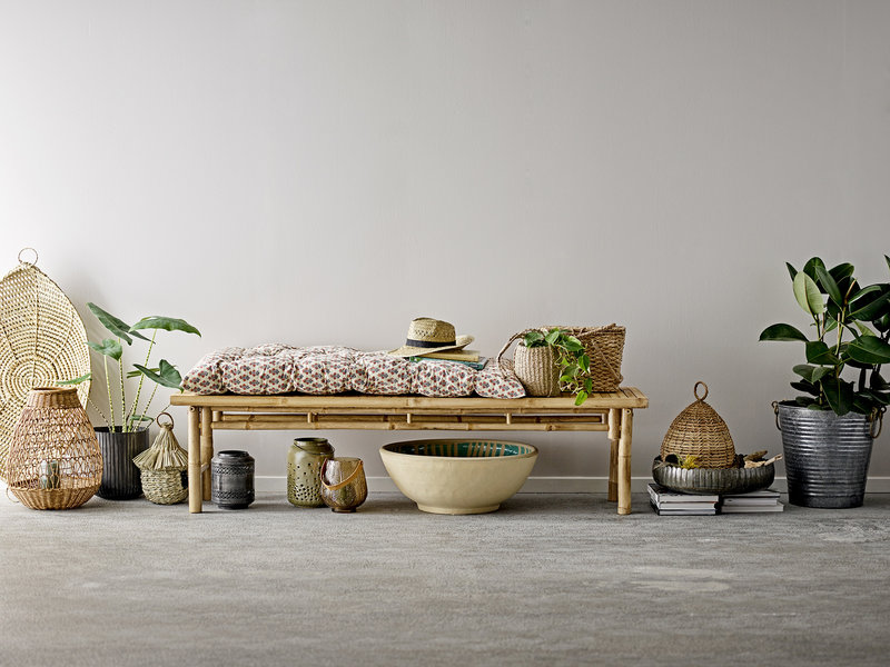 Bloomingville Enda soffa naturlig - bambu