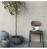 House Doctor Gard bloempot set beton look