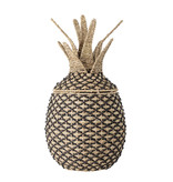 Bloomingville Mini Ananaskorb mit Deckel
