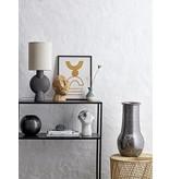 Bloomingville Lámpara de mesa terracota - marrón