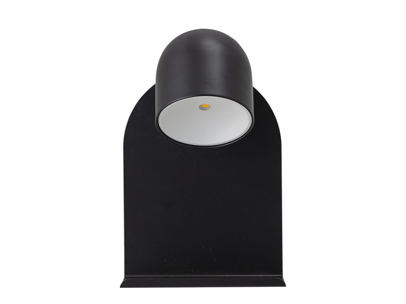 Bloomingville Vägglampa LED-metall - svart