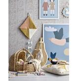Bloomingville Mini Wall decor hanger - cloud