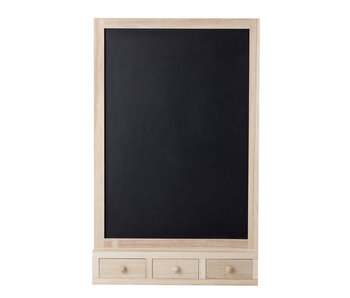 Bloomingville Mini Blackboard - natural