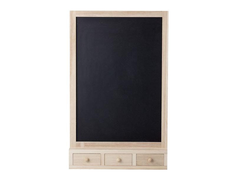 Bloomingville Mini Blackboard - naturligt