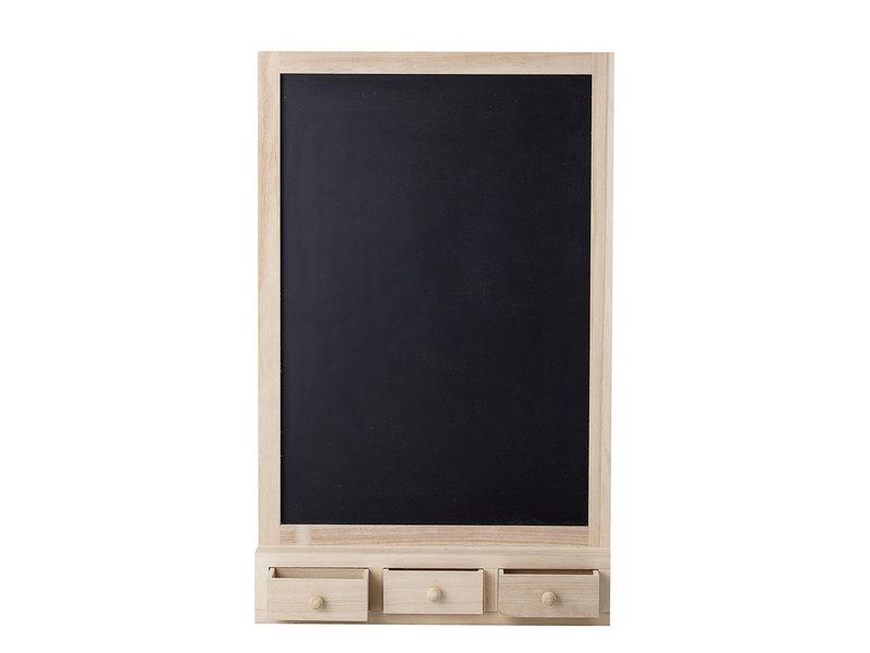 Bloomingville Mini Blackboard - natural