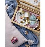 Bloomingville Mini Bestikksett for barn rustfritt stål - gull
