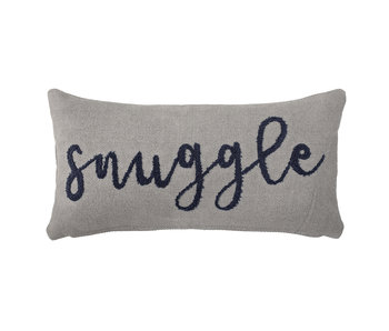 Bloomingville Mini Cotton cushion - gray