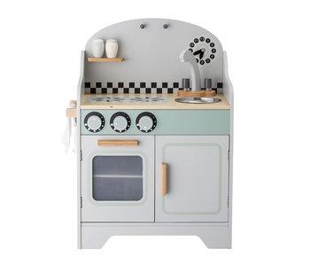 Bloomingville Mini Kjøkken - grått