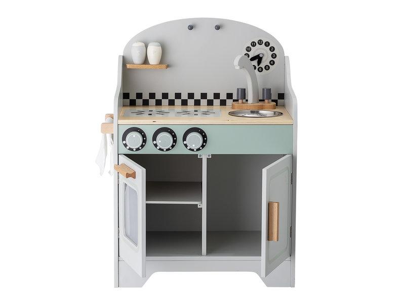 Bloomingville Mini Keuken - grijs