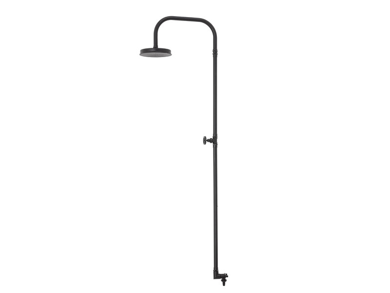 Bloomingville Outdoor shower - black