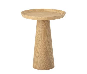 Bloomingville Table d'appoint Luana chêne - naturel