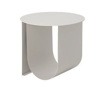 Bloomingville Cher side table metal - gray