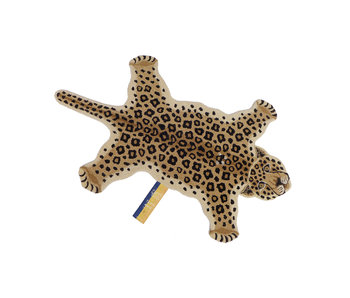 Doing Goods Alfombra de leopardo Loony - grande