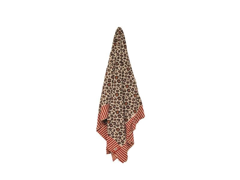 Doing Goods Leopard plaid