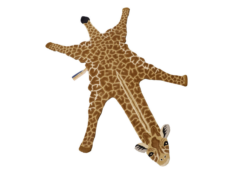 Doing Goods Gimpy Giraffe vloerkleed XL