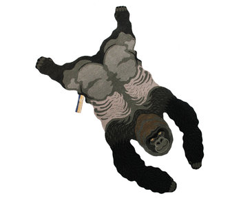 Doing Goods Groovy gorilla alfombra XL