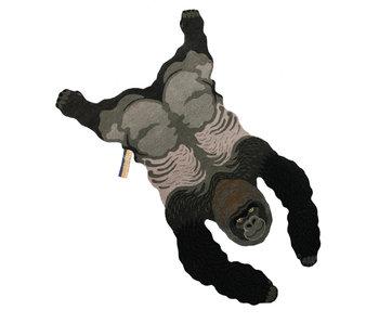 Doing Goods Groovy gorilla vloerkleed XL