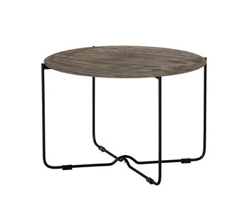 Bloomingville Adele coffee table metal - black