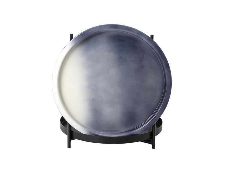 Bloomingville Adelina bijzettafel metaal - grijs