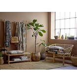 Bloomingville Abel wardrobe closet - natural