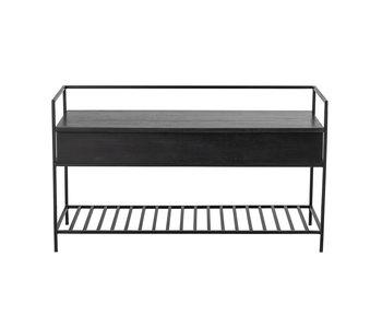 Bloomingville Abelone sofa - svart