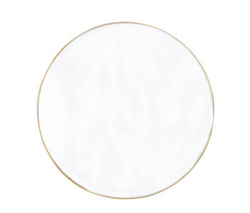 Bloomingville Miroir métal - or