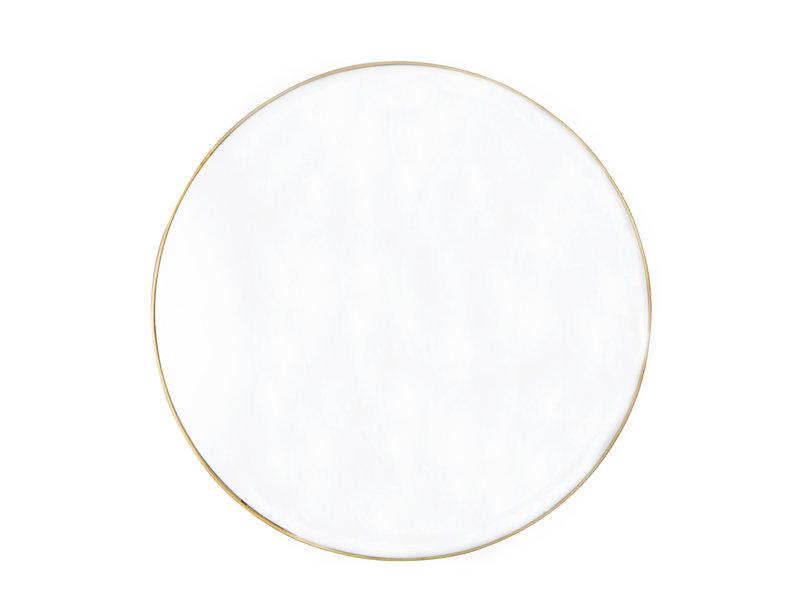 Bloomingville Spiegel metaal - goud