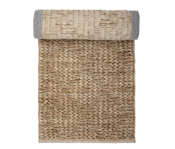 Bloomingville Jute rug - natural 240x76cm