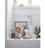 Bloomingville Terrakotta-Vase - weiß