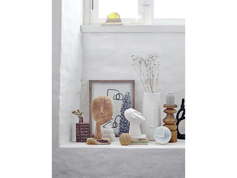 Bloomingville Terracotta vase - hvid