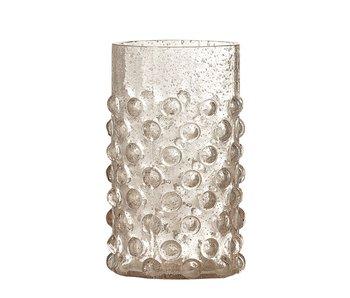 Bloomingville Freja drinkglas roze - set van 6 stuks