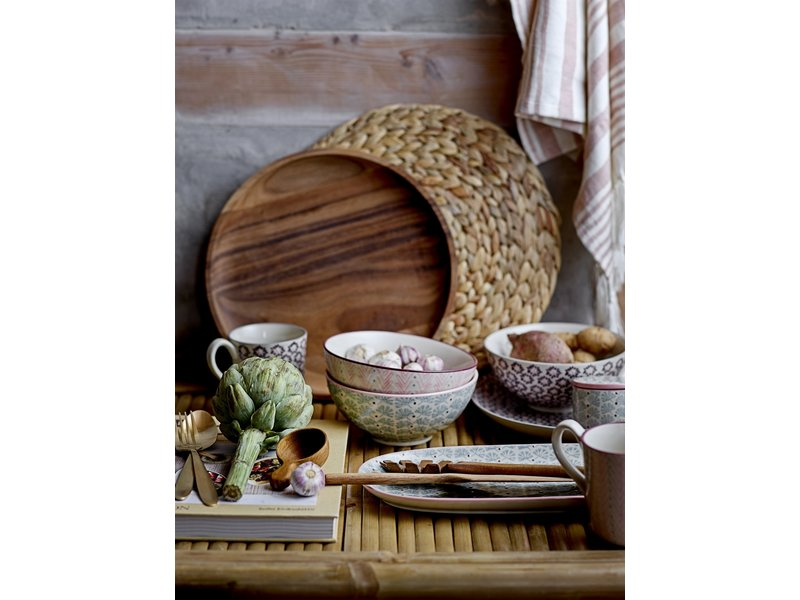 Bloomingville Tischsets Wasserhyazinthe natürlich - 6er Set