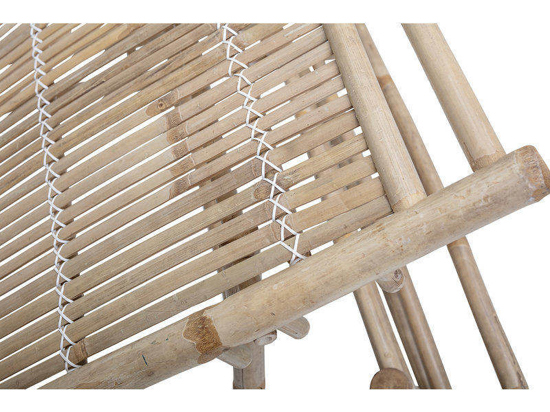 Bloomingville Sole daybed naturel bamboe