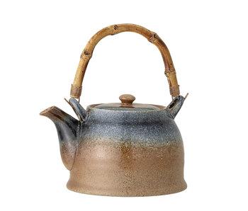Bloomingville Aura teapot multicolour - Ø15xH12 cm