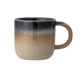 Bloomingville Aura mug multicolour - set of 6 pieces Ø8xH7.5 cm