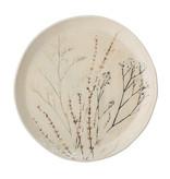 Bloomingville Bea plattan naturlig - uppsättning av 6 delar Ø27,5 cm