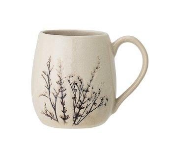 Bloomingville Bea mug natural - set of 6 pieces