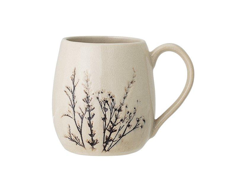 Bloomingville Bea mug natural - 6er Set