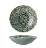 Bloomingville Rani dishes green - set of 6 pieces