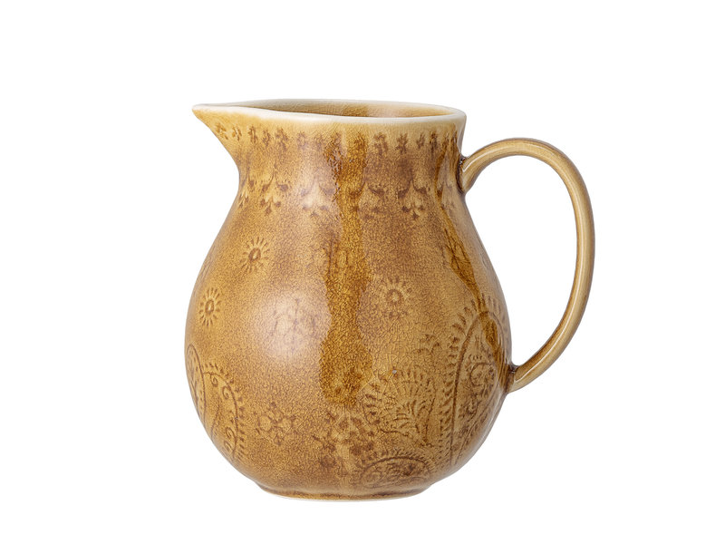 Bloomingville Rani can - yellow