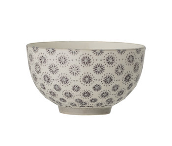 Bloomingville Elsa bowl gris - juego de 6 piezas