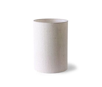 HK-Living Abat-jour cylindrique - naturel